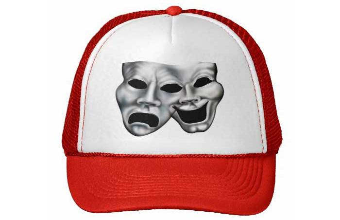 teatro a la gorra