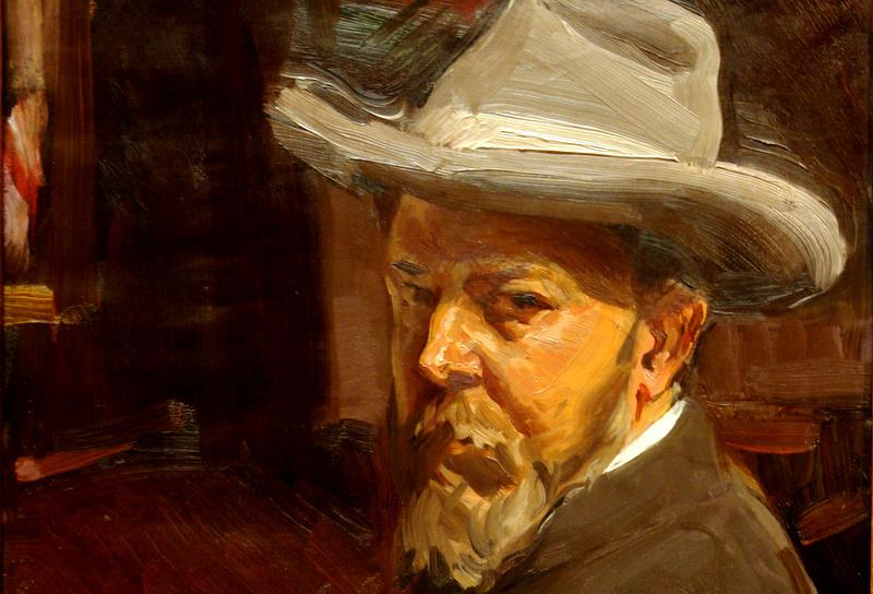 Sorolla autoretrato   1909