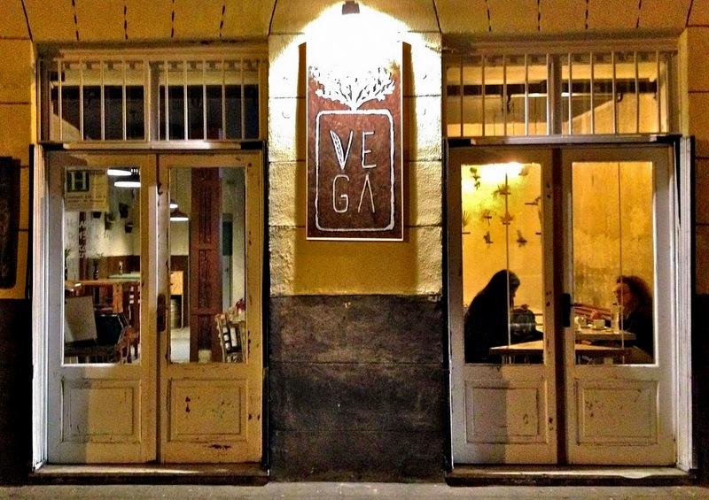 vega madrid restaurante vegetariano vegano malasaña calle luna 9 14