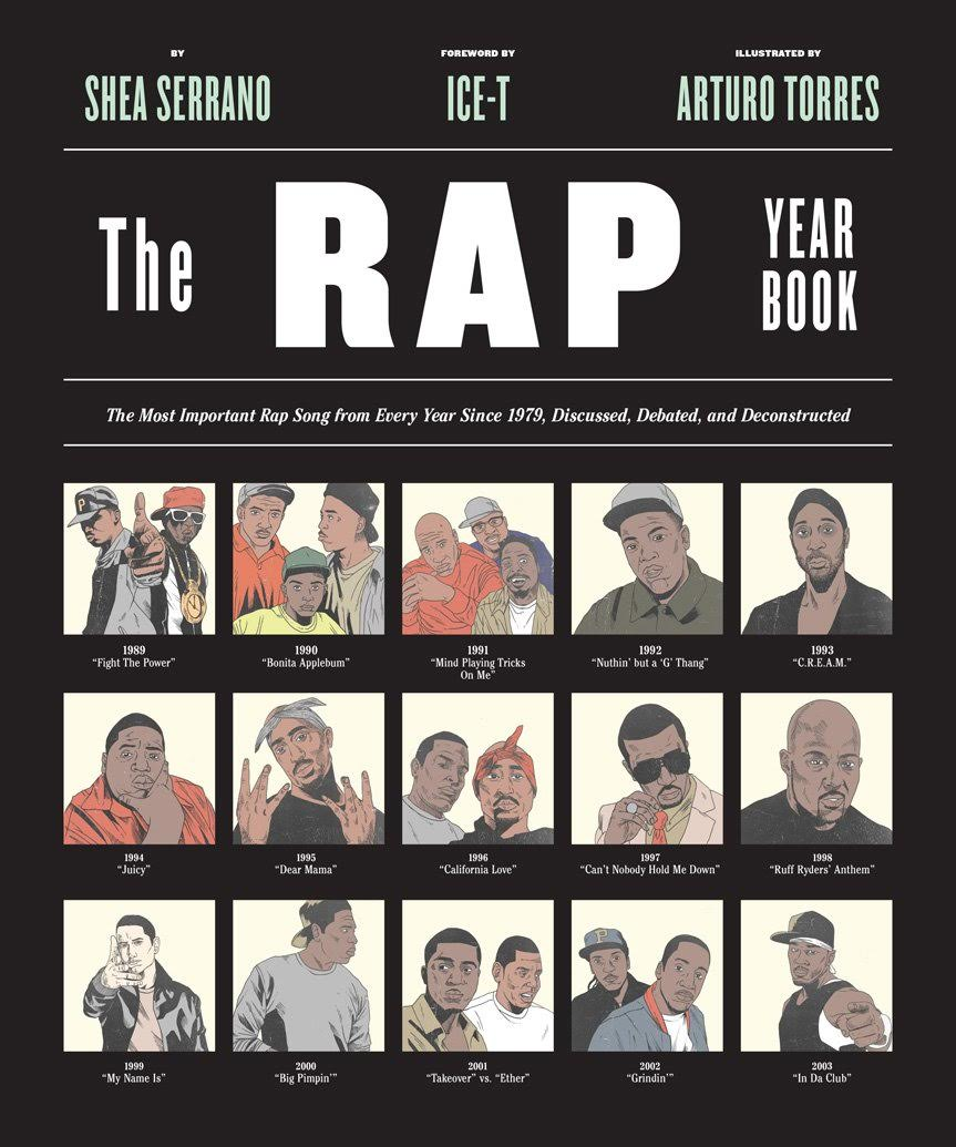The Rap Year Book - Le Cool Madrid