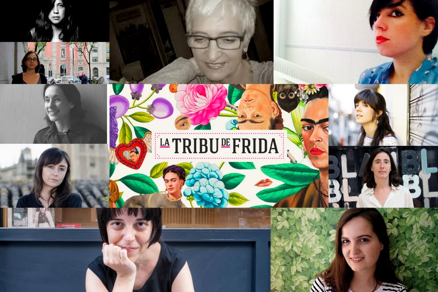 La tribu de Frida en Madrid