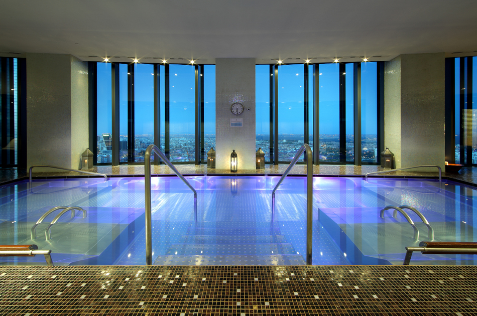 1-Spa_Eurostars Madrid Tower
