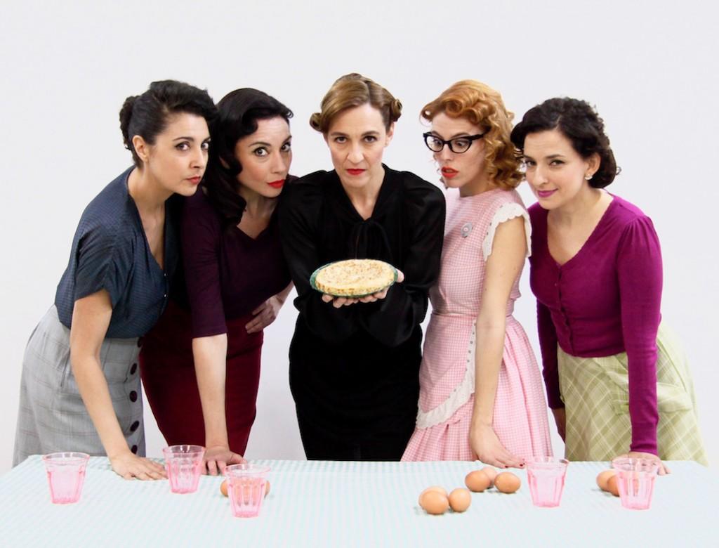 5 mujeres 2