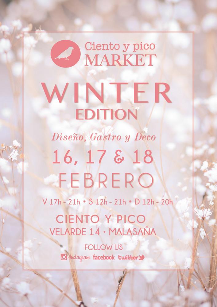 1-Cartel Ciento y pico Market Winter Edition