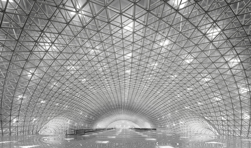 1-14_Mexico City Airport (2014)_The Norman Foster Foundation