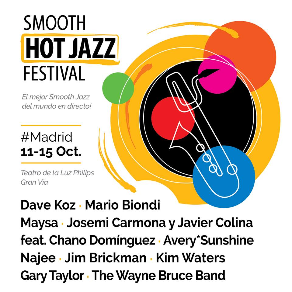 Smooth Hot Jazz Fest