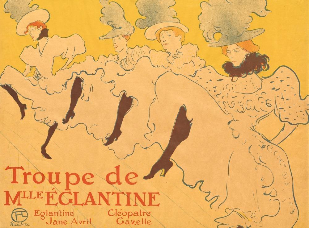 1-Toulouse Lautrec