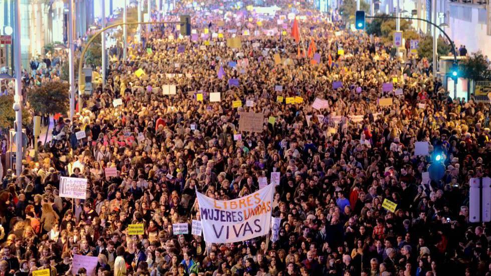 Manifestacion 8M