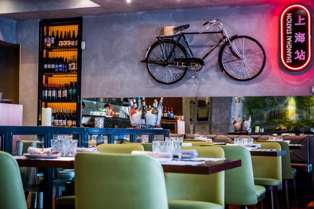 5-Sala con bicicleta - Shanghai mama Infanta Mercedes
