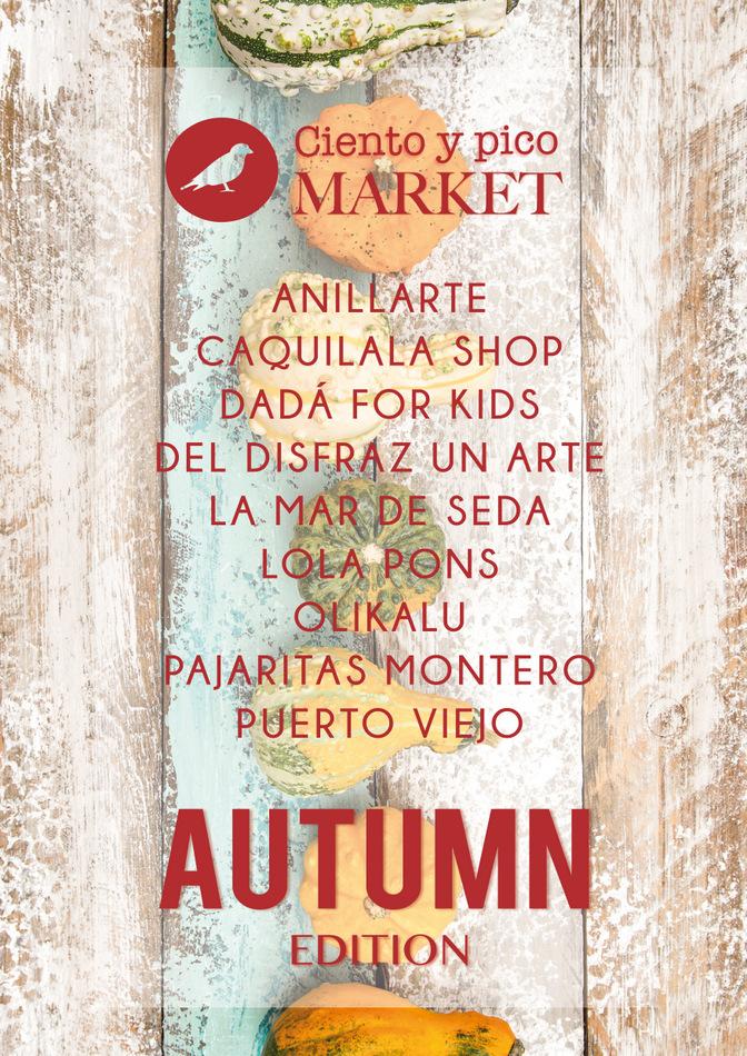 1-Ciento y pico Market Autumn Edition Participantes