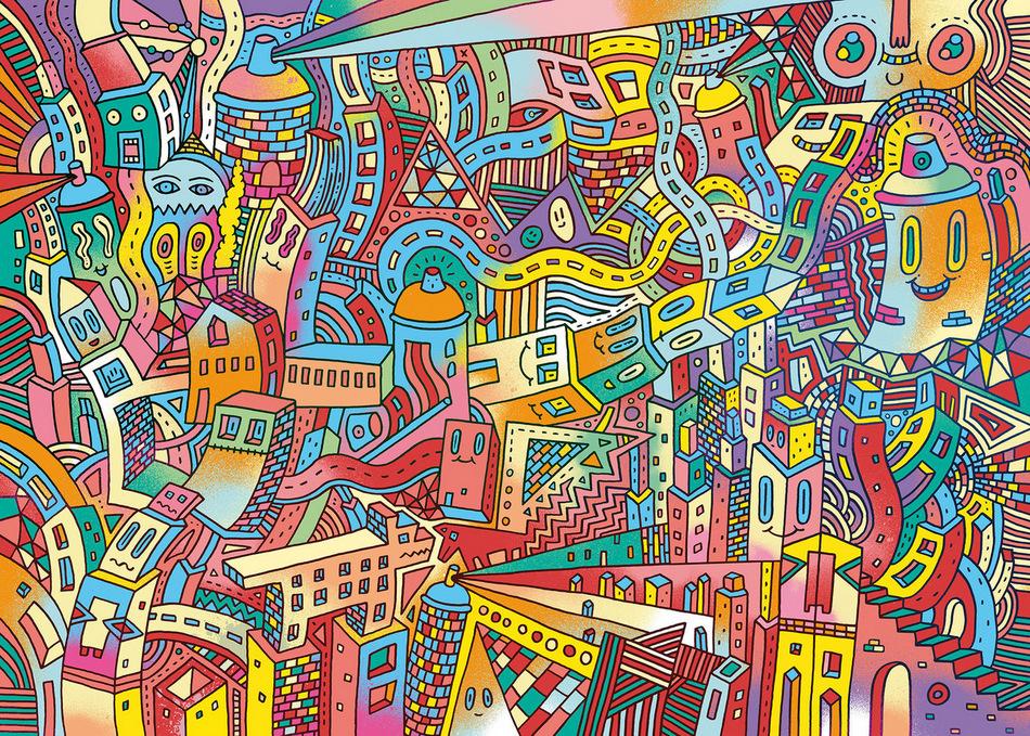 1-Ciudades Saturadas 01-420x300-Giclee_Digital-e50