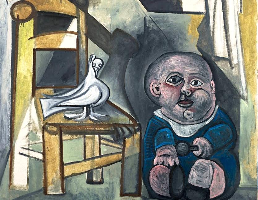 1-París pese a todo. Artistas extranjeros, 1944-1968 museo reina sofia picasso