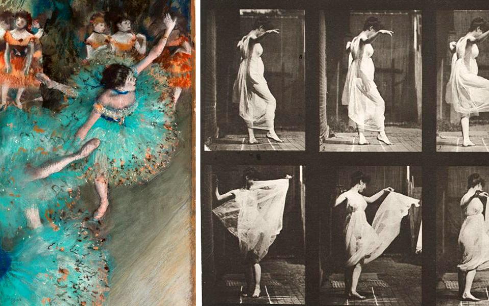 DEGAS, Edgar_Bailarina basculando (Bailarina verde), 1877-1879_515 (1971.2)
