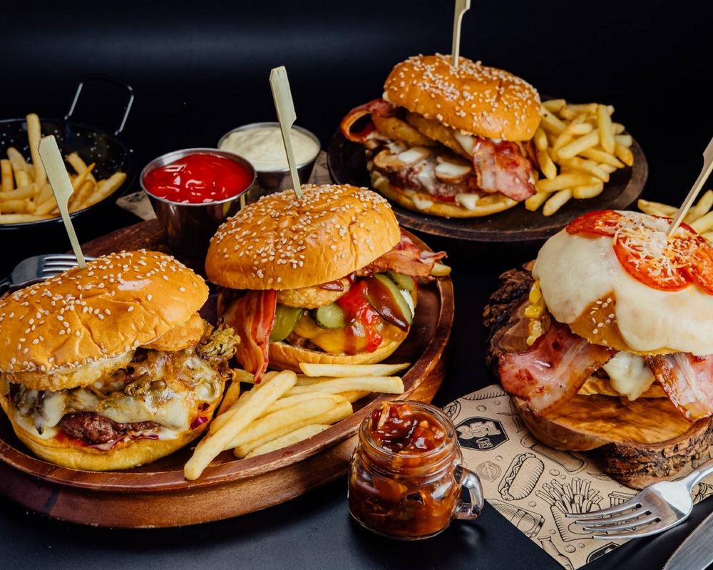 1-burger grill