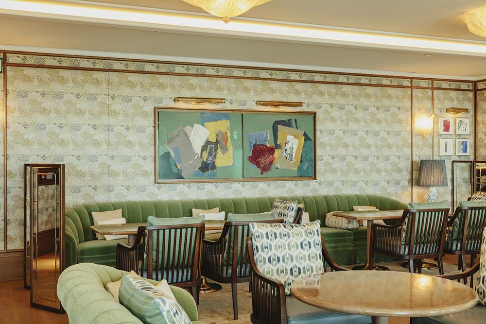 Dani Brasserie. Lounge 2