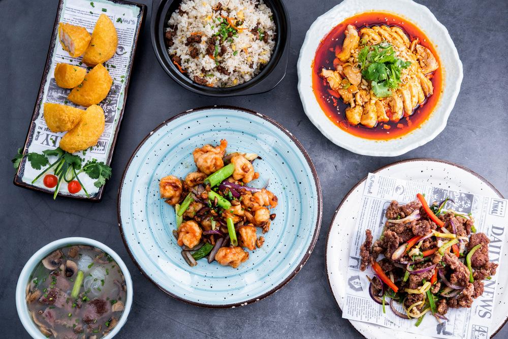 2-Propuesta gastronómica - Shang Hai Station