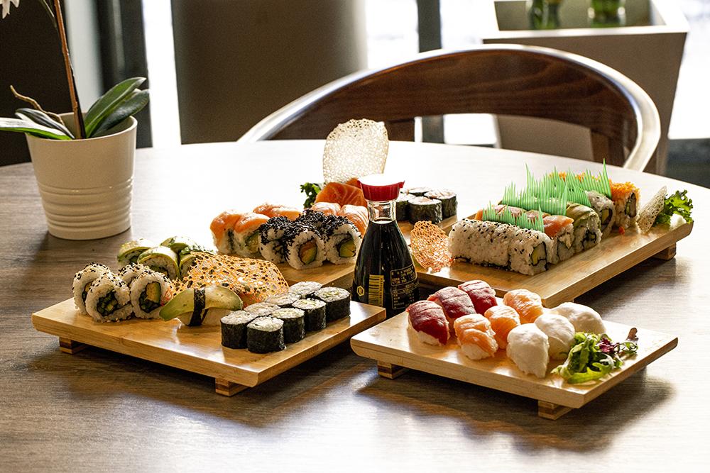 SUMO Restaurante Platos variados